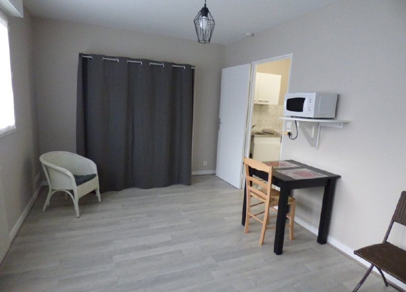 Appartement à louer 24.35m2 à Limoges