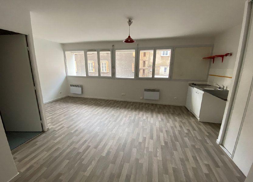 Appartement à louer 27.12m2 à Limoges