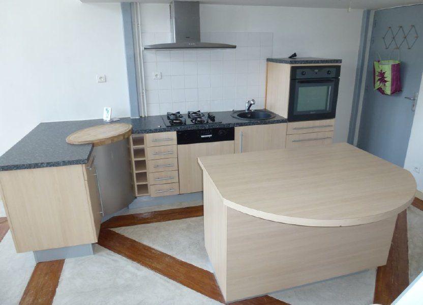 Appartement à louer 44.21m2 à Limoges