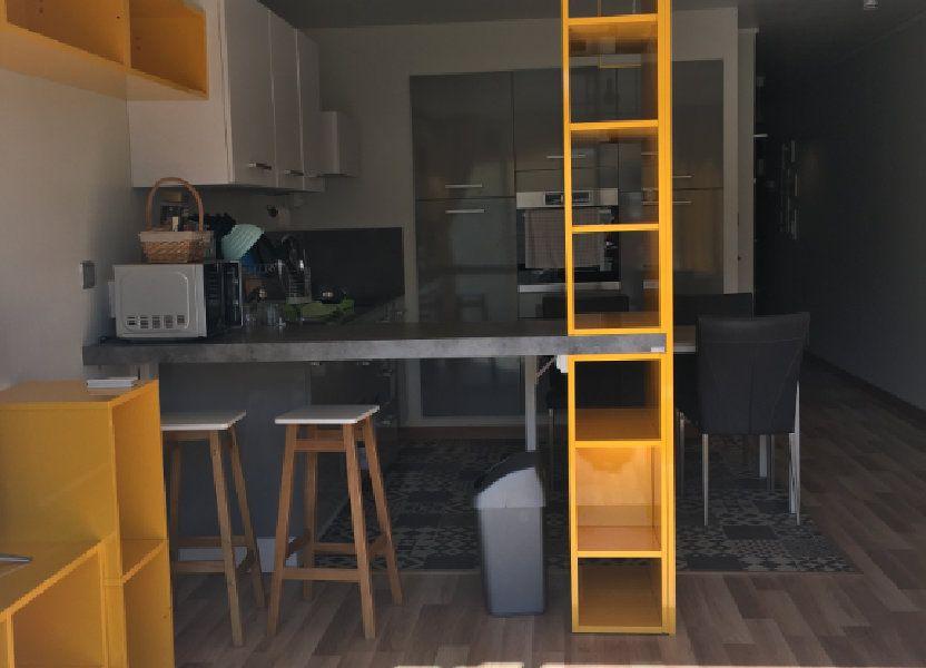 Appartement à louer 45m2 à Saint-Paul