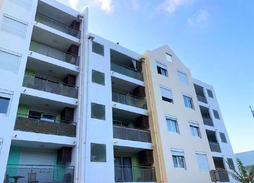 Appartement à vendre 49m2 à Saint-Denis