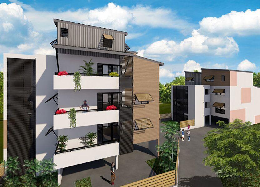 Appartement à vendre 85m2 à La Possession