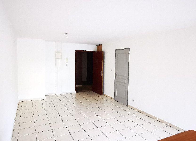 Appartement à vendre 47m2 à Saint-Denis