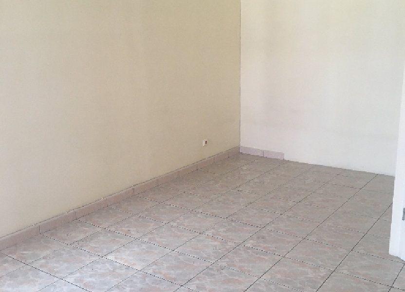 Appartement à louer 41m2 à Saint-Denis