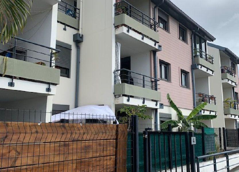 Appartement à vendre 58m2 à Saint-Denis
