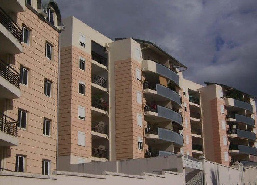Appartement à vendre 45m2 à Saint-Denis