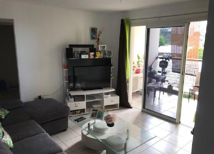 Appartement à vendre 69m2 à Saint-Denis