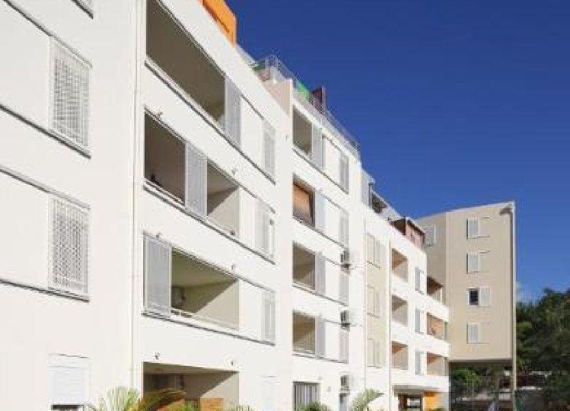 Appartement à vendre 40.63m2 à Saint-Denis