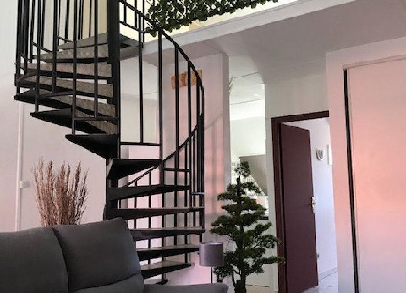 Appartement à vendre 74m2 à Saint-Denis