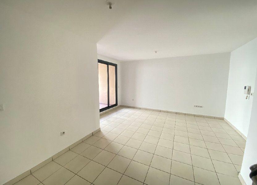 Appartement à vendre 55.2m2 à Saint-Denis