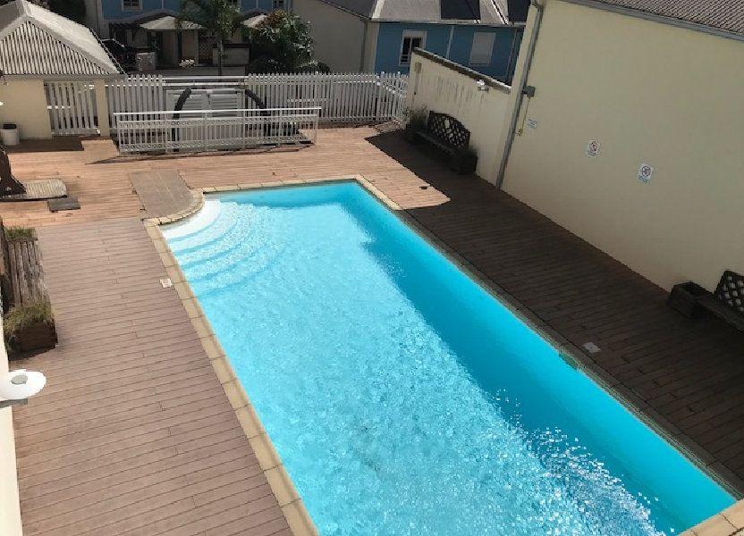 Appartement à vendre 35m2 à Saint-Denis