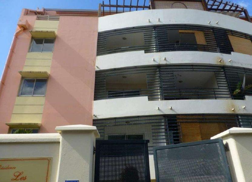 Appartement à vendre 39.68m2 à Saint-Denis
