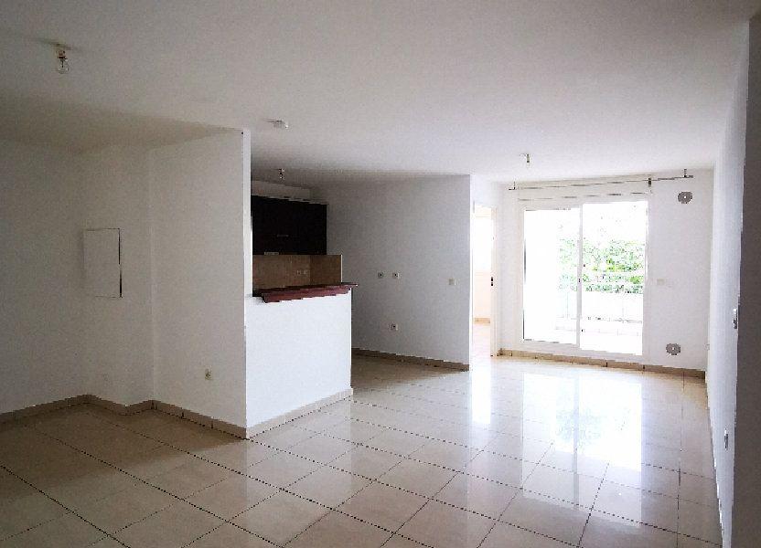 Appartement à vendre 64m2 à Saint-Denis