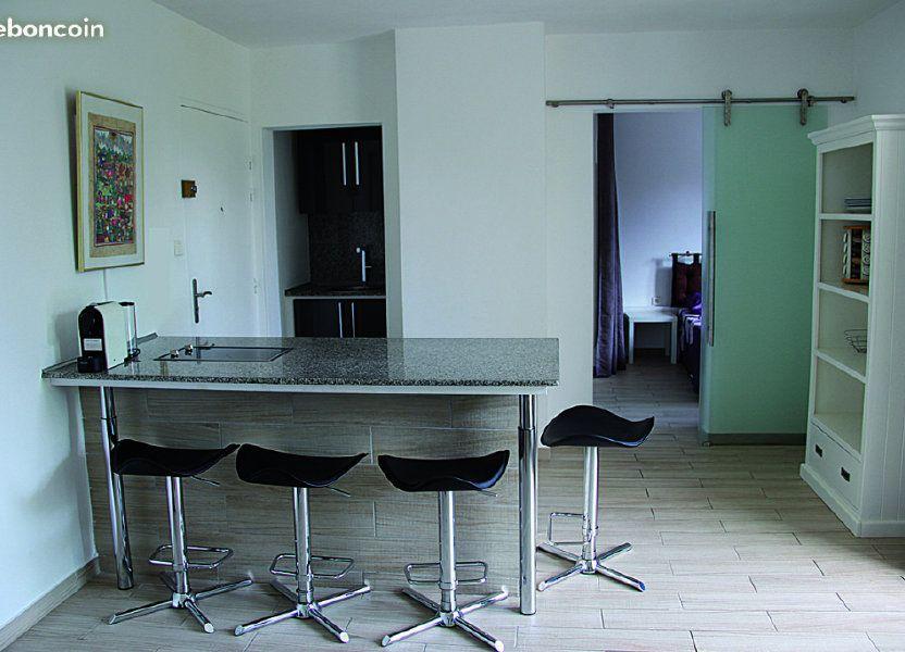 Appartement à vendre 39m2 à Saint-Paul