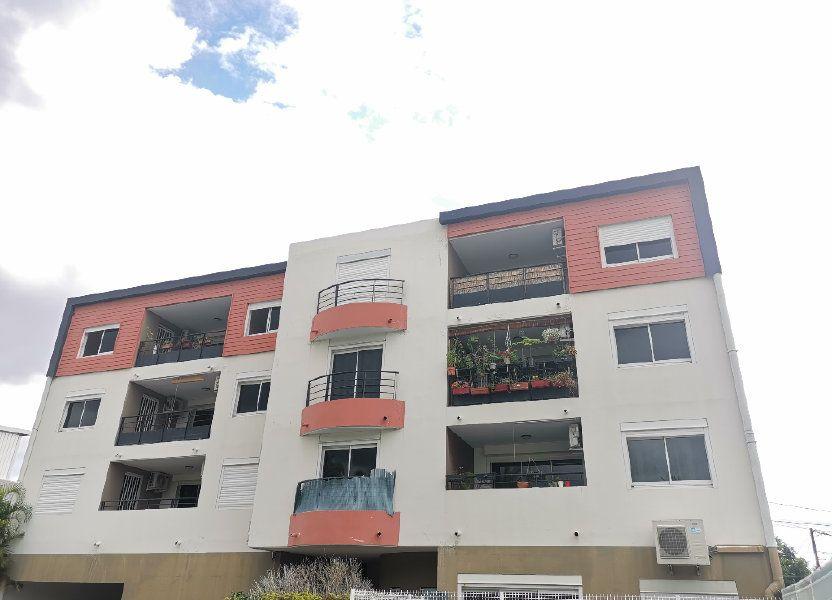 Appartement à vendre 62m2 à La Possession