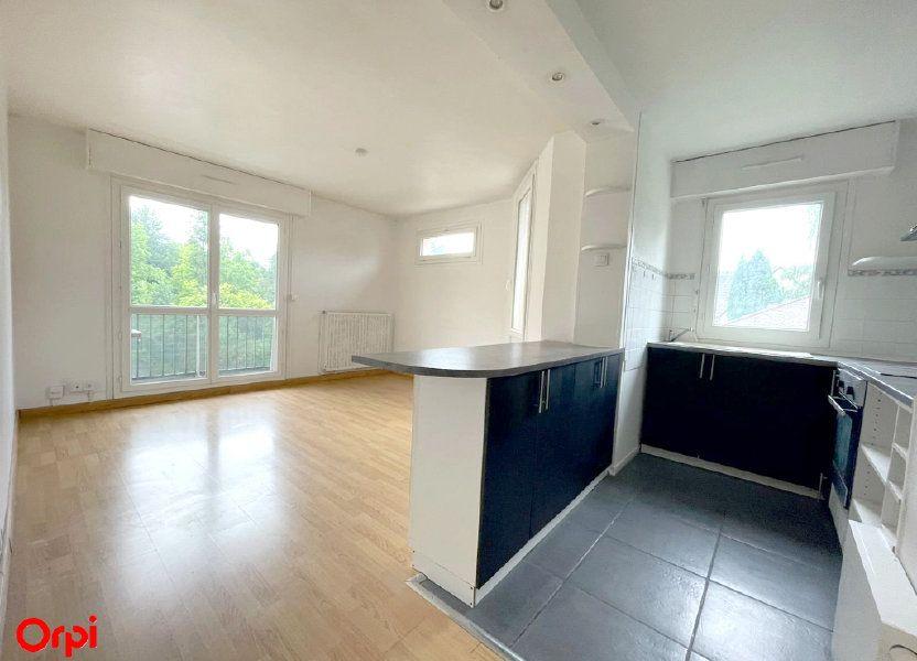 Appartement à vendre 41.48m2 à Osny