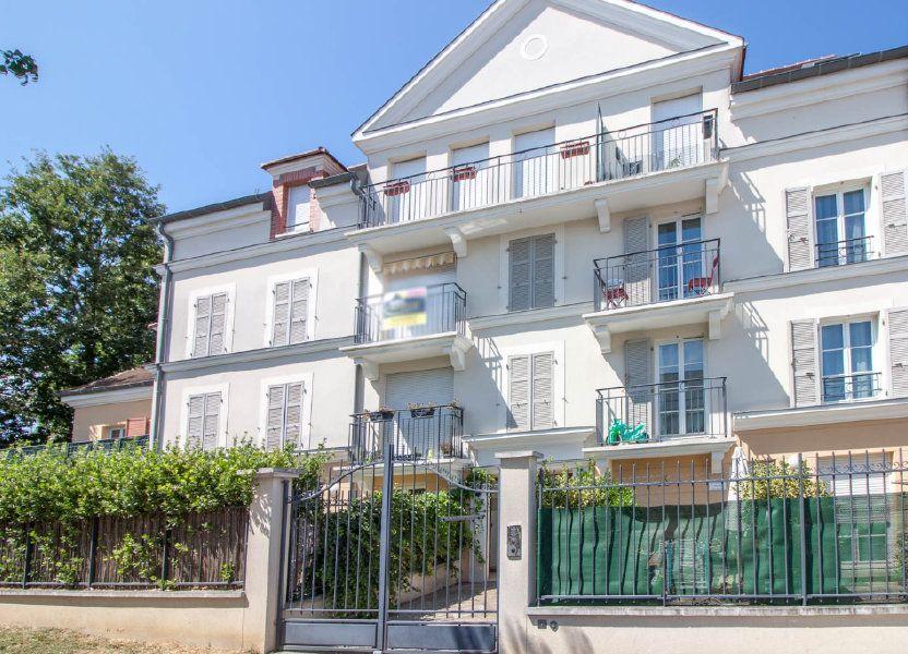 Appartement à louer 54.18m2 à Vauréal