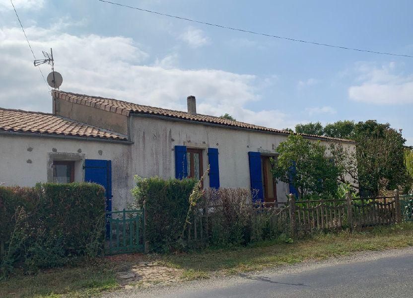 Maison à vendre 111m2 à Saint-Cyr-du-Doret