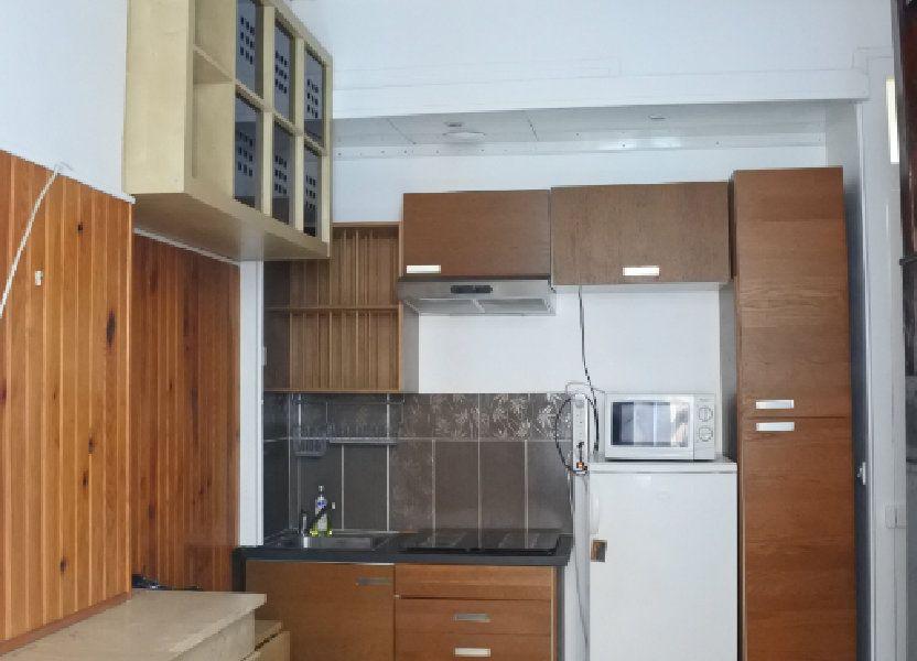 Appartement à louer 18.65m2 à Villeurbanne