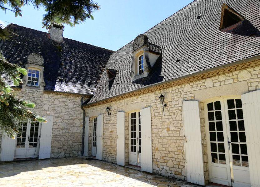 Maison à vendre 280m2 à Lamonzie-Saint-Martin