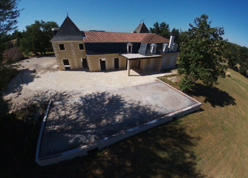 Maison à vendre 600m2 à Beauregard-et-Bassac