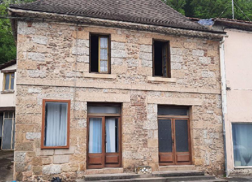 Maison à vendre 100m2 à Creysse