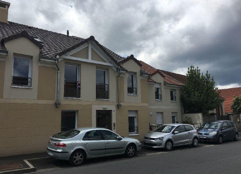 Appartement à louer 33.42m2 à Lisses
