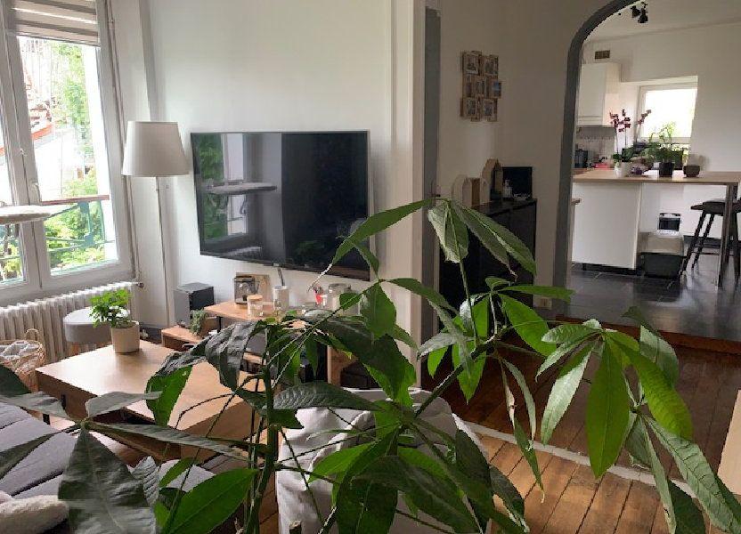 Appartement à louer 52.63m2 à Soisy-sur-Seine