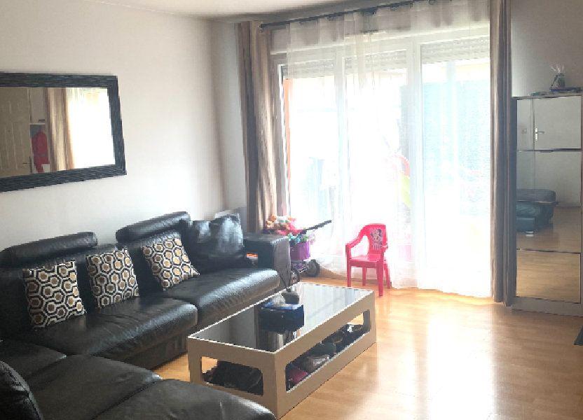Appartement à vendre 63.5m2 à Stains