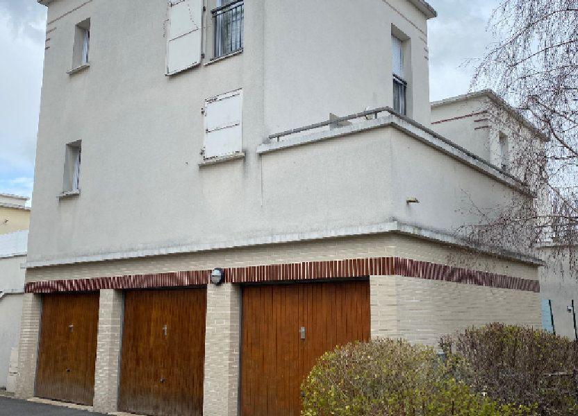Appartement à vendre 59.85m2 à Stains