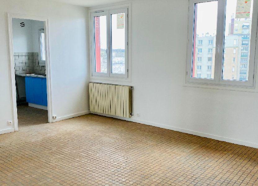Appartement à vendre 58.35m2 à Stains