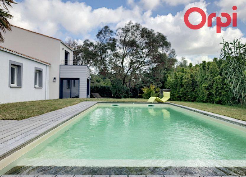 Maison à vendre 140m2 à Talmont-Saint-Hilaire