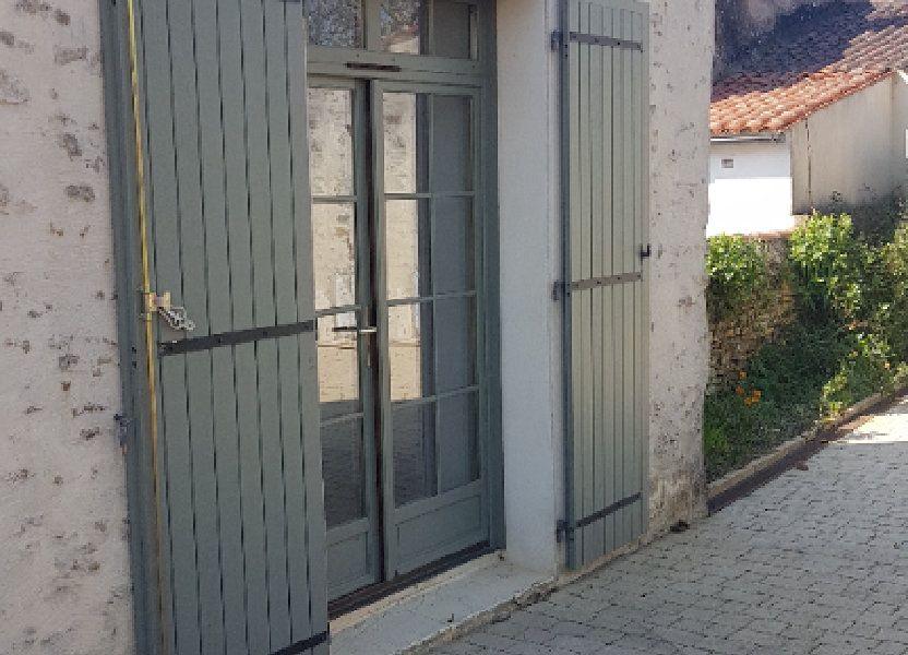 Maison à vendre 114m2 à Talmont-Saint-Hilaire