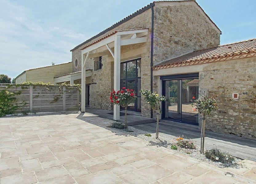 Maison à vendre 453m2 à Talmont-Saint-Hilaire