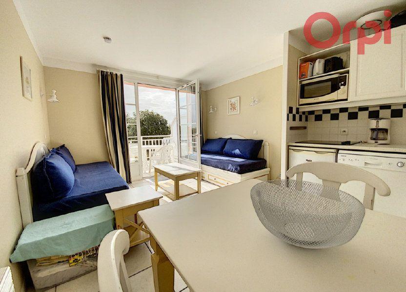 Appartement à vendre 31m2 à Talmont-Saint-Hilaire