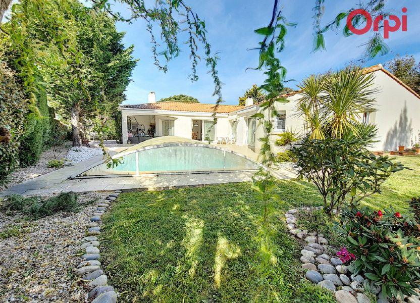 Maison à vendre 131m2 à Talmont-Saint-Hilaire