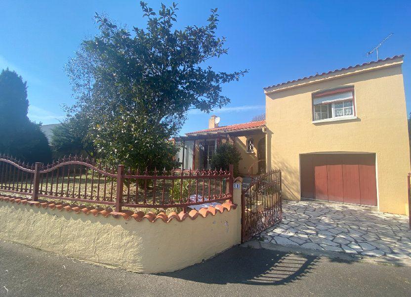 Maison à vendre 130m2 à Olonne-sur-Mer