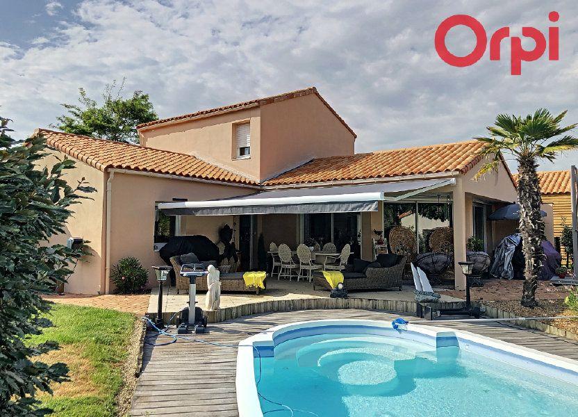 Maison à vendre 100m2 à Château-d'Olonne