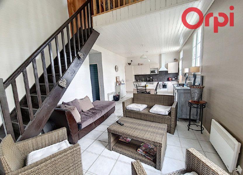 Maison à vendre 110m2 à Talmont-Saint-Hilaire