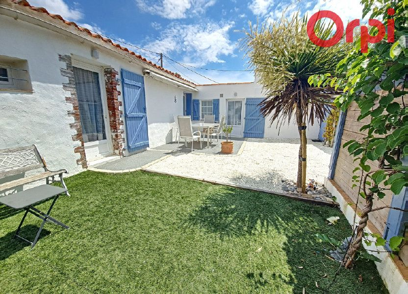 Maison à vendre 61m2 à Talmont-Saint-Hilaire