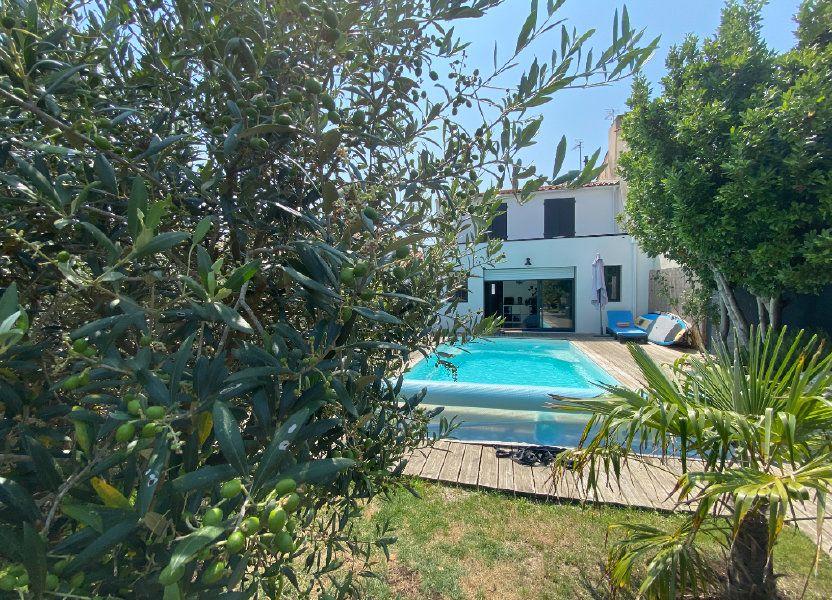 Maison à vendre 123m2 à Les Sables-d'Olonne