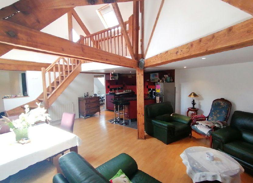 Appartement à vendre 65m2 à Boulogne-sur-Mer