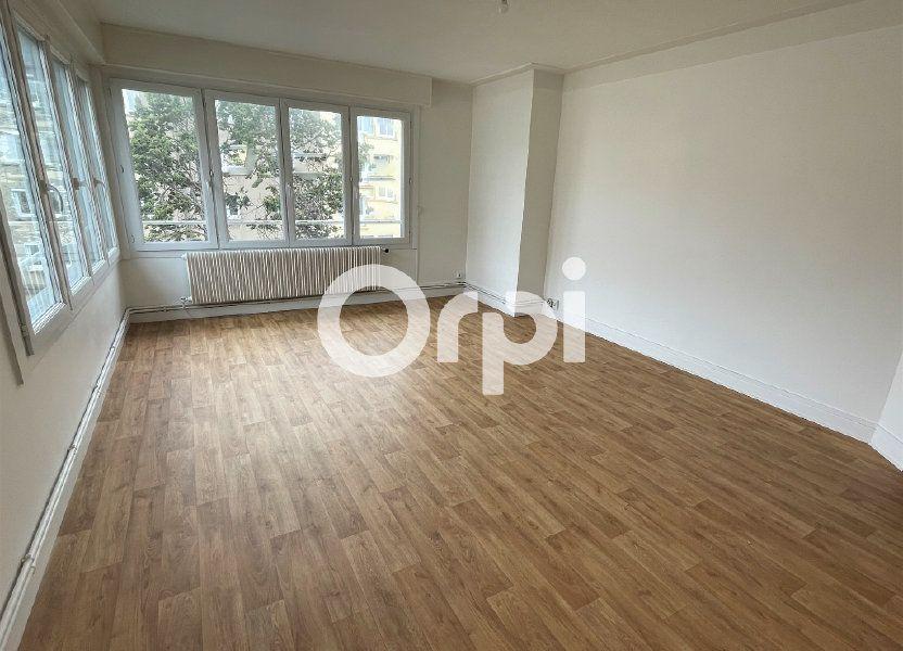 Appartement à louer 85m2 à Boulogne-sur-Mer