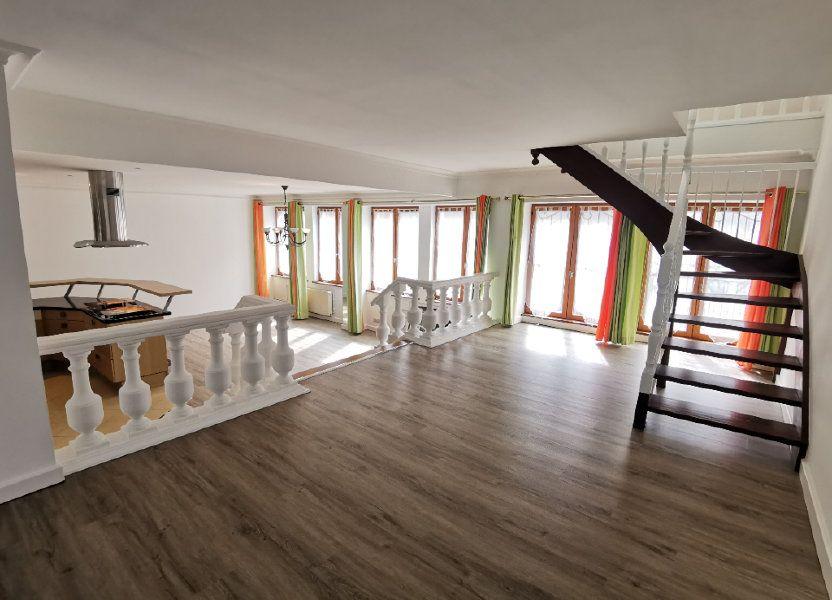 Appartement à vendre 160m2 à Boulogne-sur-Mer