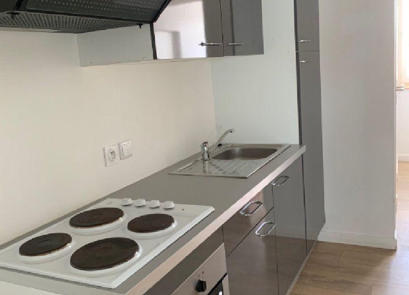 Appartement à louer 25m2 à Desvres