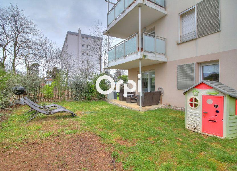 Appartement à vendre 60.27m2 à Meyzieu