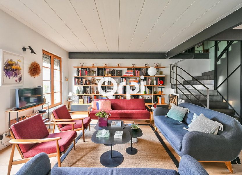 Appartement à vendre 122m2 à Lyon 4