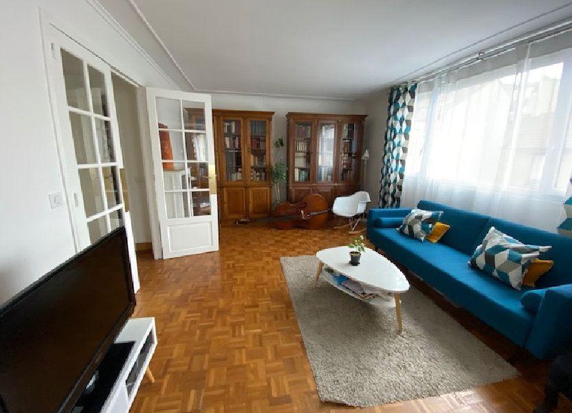 Appartement à vendre 80m2 à Boulogne-Billancourt
