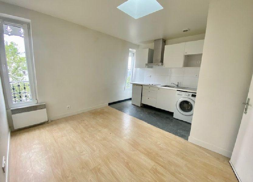 Appartement à louer 24m2 à Boulogne-Billancourt