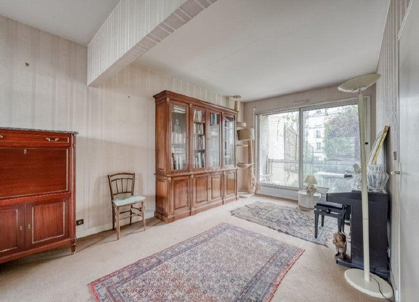Appartement à vendre 87m2 à Boulogne-Billancourt
